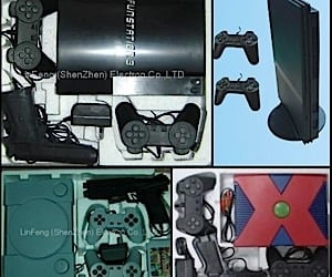 Playstation, Xbox Faked in 8-Bits
