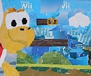 Nintendo Collages Made to Order