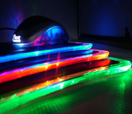 Flexiglow LED Mouse Pad