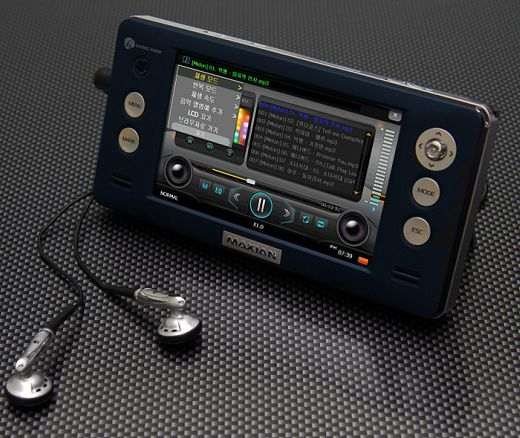 Maxian E900T Portable Media Player