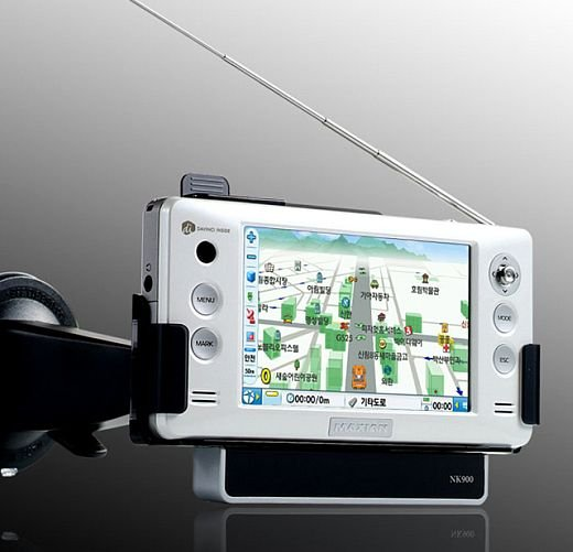 Maxian E900T Portable Media Player GPS