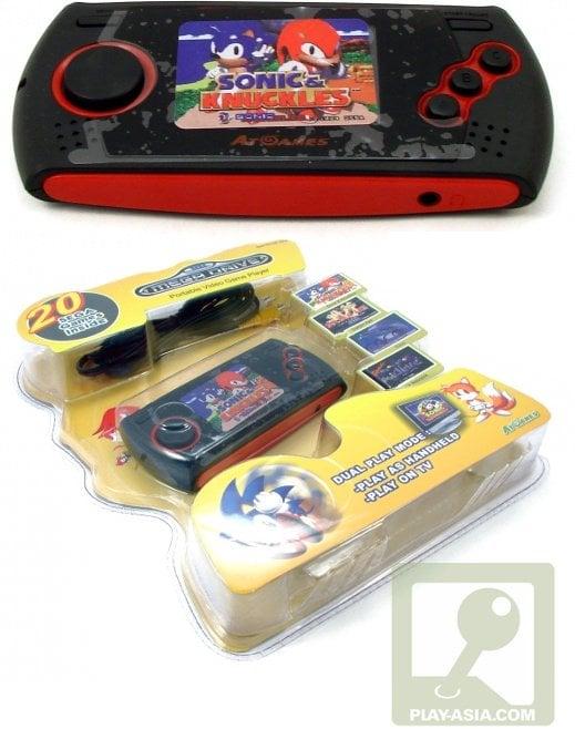 SEGA Portable Mega Drive