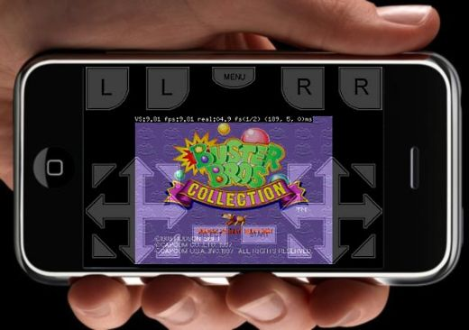 Psx4iphone Playstation Emulator for iPhone Released