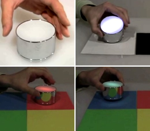 Rgby Color-Sensing Tech Goes Portable