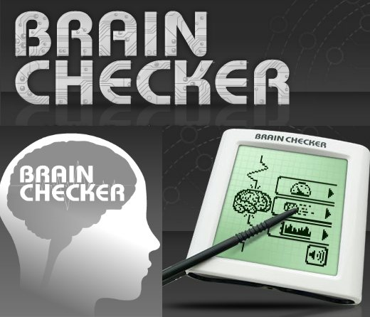 sega brain checker