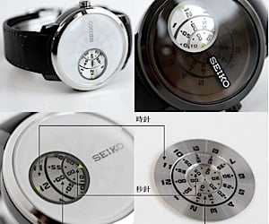 Seiko Discus Watch: Let the Spinning Wheels Spin