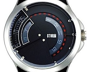 Storm Nirvana Analog Watch has Digital Sensibilities