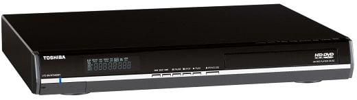 Toshiba HD-A3 HD-DVD Player