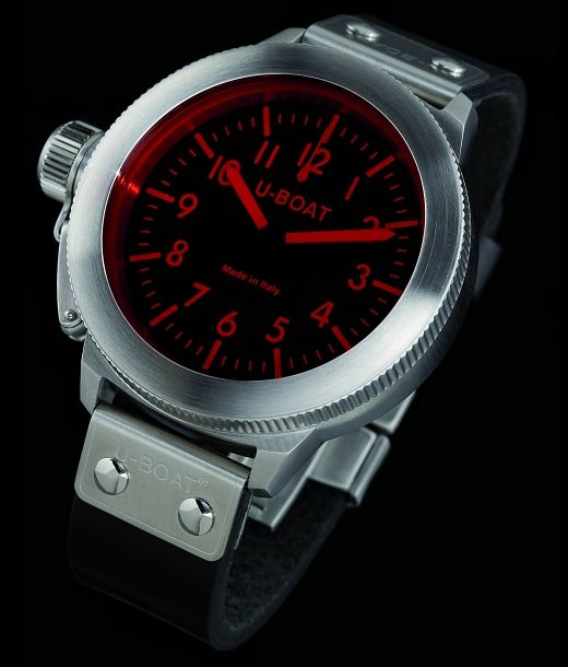 U-Boat Night Vision Watch