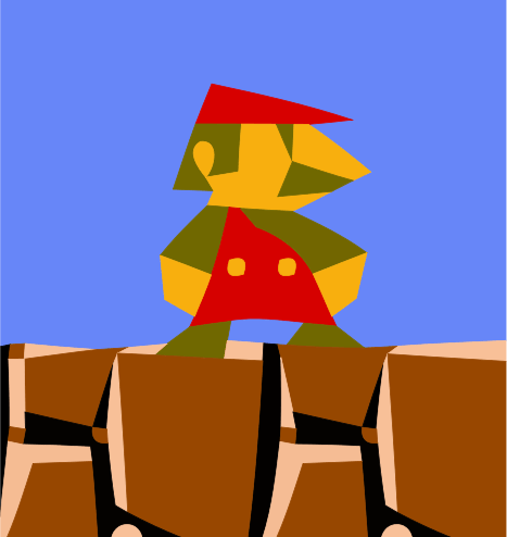 Video Games Get Vectorized