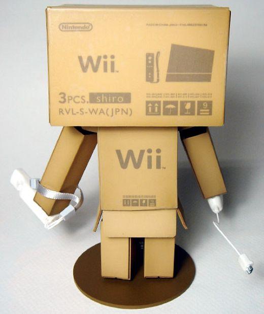 Wii Box Robot