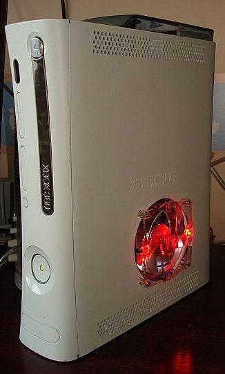 Xbox 360 PC Casemod