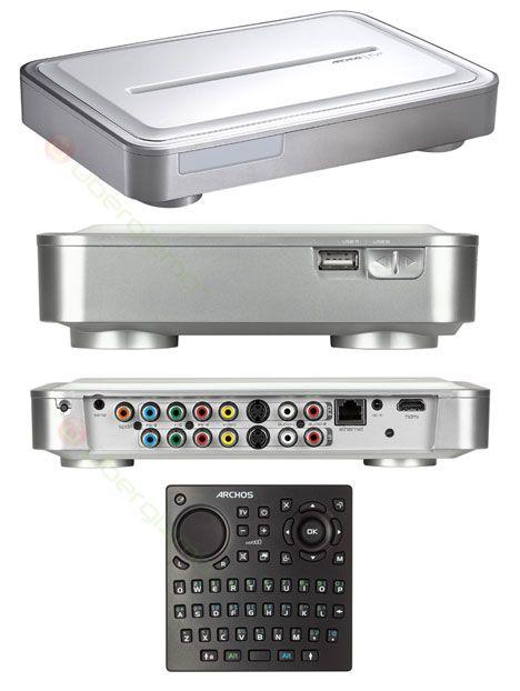 Archos TV+ Media Hub