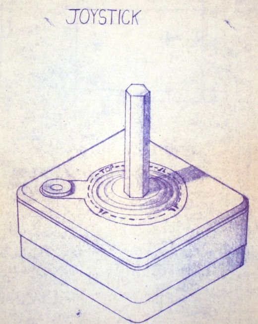 Atari Joystick Drafting