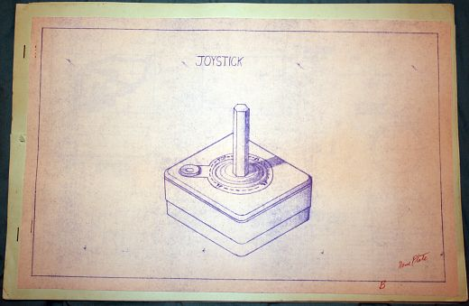 Atari Joystick Drafting