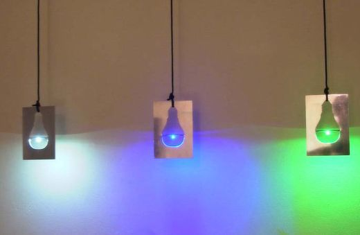 Eureka LED Lamp by Sander Mulder