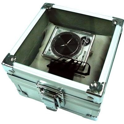 Turntable Watches by Flud