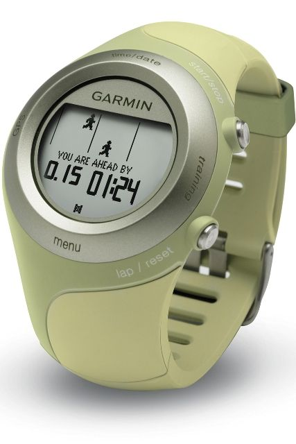 Garmin Forerunner 405 Gps Watch Really Looks Like a Watch