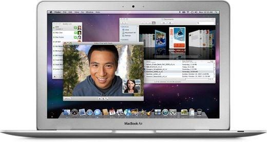 MacBook Air Slim Laptop by Apple