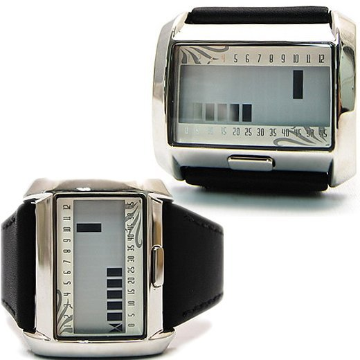 Matrix M6001 Digital LCD Watch