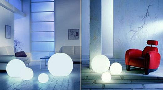 moonlight orb lamp speakers