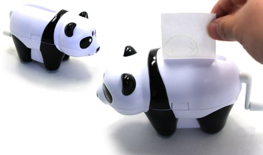 Panda Paper Shredder
