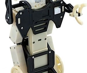 Rfl Robot: Programmable Football 'Bot on a Budget