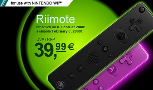 Nintendo Wii Color Remotes on the Way