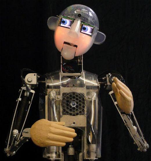 Robothespian Masters the Classics
