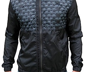 Space Invaders Jacket: Wrapped Up in Aliens