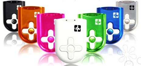 Titi Clip-on MP3 Player