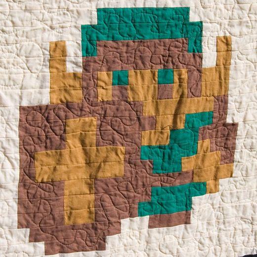 Zelda Quilt by Carolina Patchworks