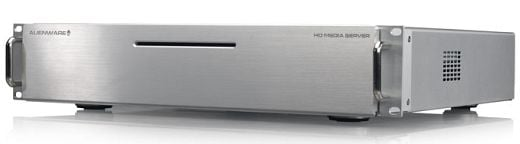Alienware HD Media Server: Heavy Metal Home Theater