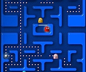 Anti Pac-Man: You Control the Ghosts