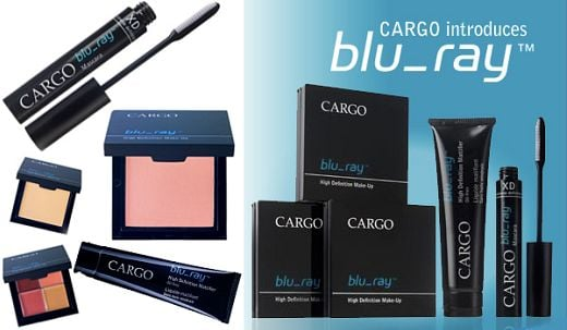 Blu-Ray Makeup by Cargo