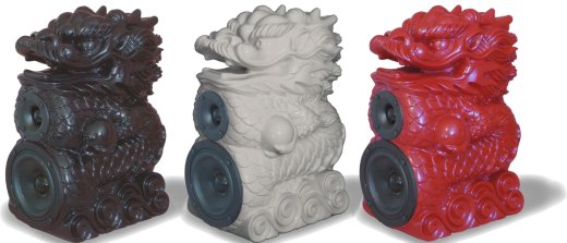 Dragon Speakers by Axelsson
