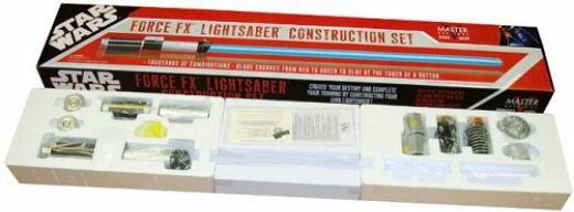 Lightsaber Construction Kit