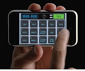 IPhone Drum Machine Kicks Out the Jams
