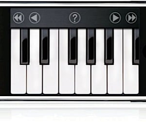 IPhone + Piano = Iano