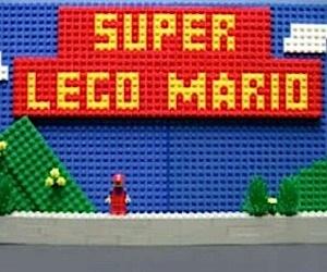 Super LEGO Mario Brothers