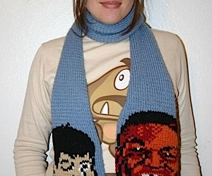 Mike Tyson's Punch-Out Scarf is a Real T.K.O.