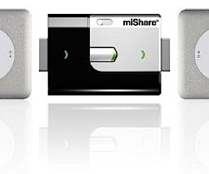 Mishare: Copy Music Between Two Ipods