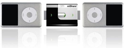 miShare iPod Duplicator