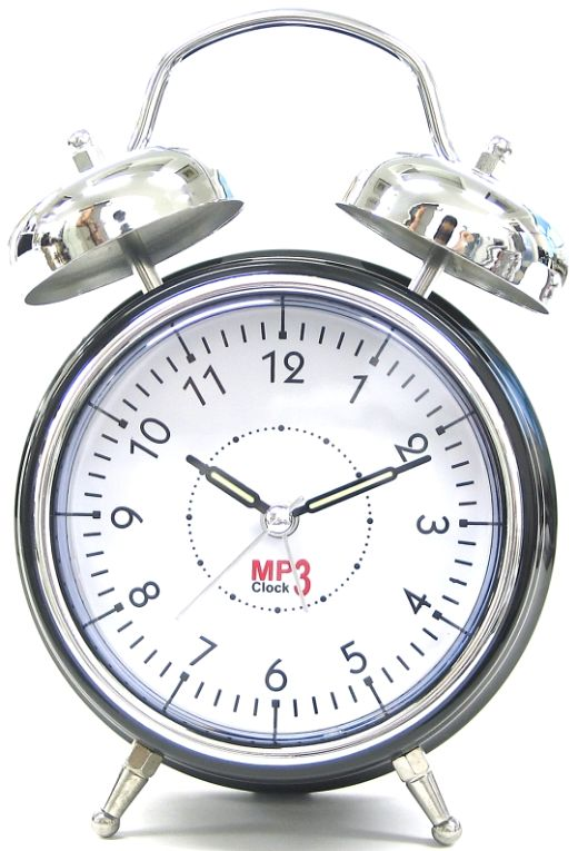 Mp3 Alarm Clock Lets You Record Custom Ringers