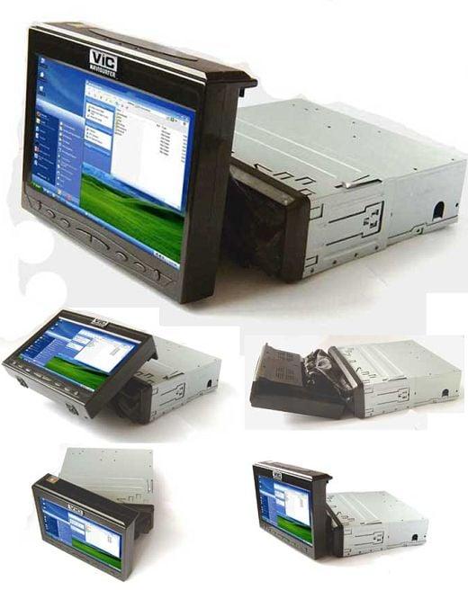 Navisurfer II Dashboard Linux Computer