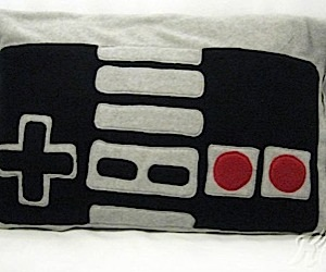 NES Controller Pillowcases: Sweet Dreams Are Made of These