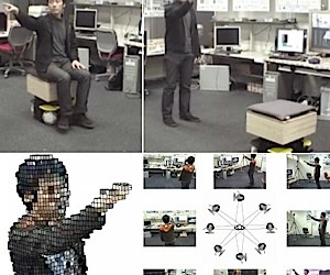 Robots Controlled by Gestures
