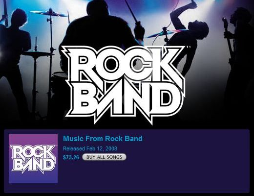 Rock Band on iTunes
