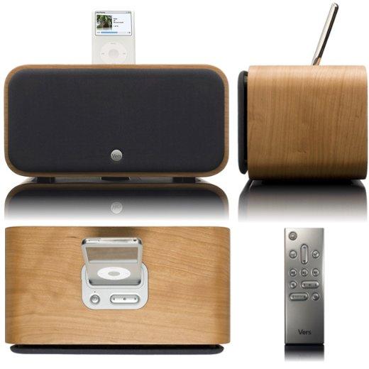 Vers 2X iPod Speaker Dock