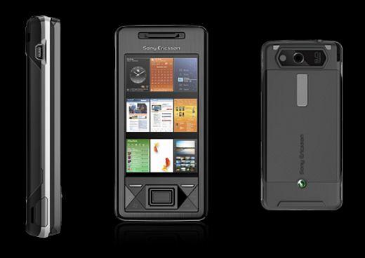 Sony Xperia X1 Views